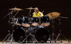 Billy Cobham in Poland, 2013